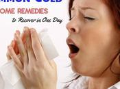 Common Cold Home Remedies Recover