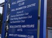 ✔557 Hull East Riding Sports Ground