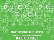 Soirée Dieu Ciel (beer List) Steel Toad Brewpub