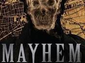 Mayhem Sarah Pinborough- Feature Review