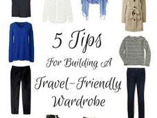 Savvy Traveler: Wardrobe Shopping Tips