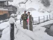 Takaragawa Onsen Winter: Japanese Dream