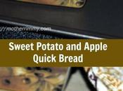 Sweet Potato Apple Quick Bread