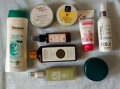 Skincare Haircare Empties