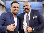Steve Harvey Says Friends Alive After Meeting With Donald Trump