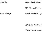 Seeing Verse (Poems