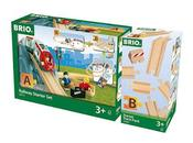 BRIO Railway Starter Track Pack Review