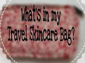 What's Travel Skincare Bag?