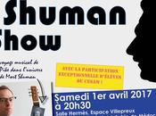 Shuman Show with Difference Saturday April Saint-Aubin-de-Médoc!