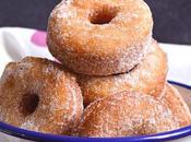 Egg-Free Cinnamon Sugar Donuts