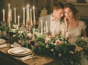 Great Ways Setting Wedding Candles