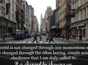 Lenten Journey Turn Whole World Upside Down