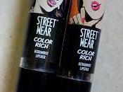 Streetwear Color Rich Ultramoist Lipstick Spell Bound Crisp Caramel Review Swatches