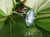 Naivemelody's Marquise Diamond Engagement Ring