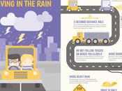 Seven Tips Driving Rain