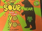 Today's Review: Bear Super Sour Mango Apple