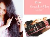 Review Natural Bath Body Hair Mist
