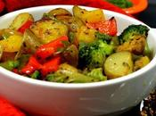 Baby Potato Broccoli Stir Recipes Recipe
