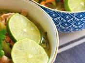 Healthy Recipe: Spicy Thai Chicken Soup
