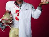 Myron Rolle: From Football Field Saving Lives