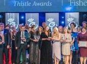 2016/2017 Scottish Thistle Awards Results