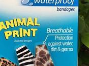 Nexcare Animal Print Bandages Kids