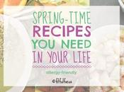 Spring-Time Recipes Need Your Life
