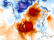March Climate Madness Wildfires, Scorching Summer Heat Strike Central Southwestern U.S. Winter's