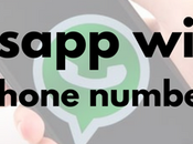 Whatsapp Without Phone Number/SIM Card