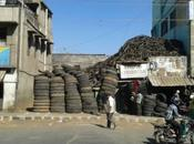 DAILY PHOTO: Scrap Rubber Sold Here