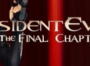 Resident Evil Final Chapter (2016) English 720p HDCAM 900Mb