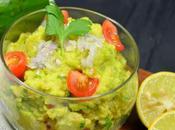 Mexican Guacamole Homemade Avocado