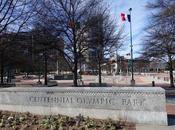 CENTENNIAL OLYMPIC PARK: Atlanta, Georgia
