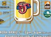 Jacksonville Jumbo Shrimp Host Pre-season Beer Fest