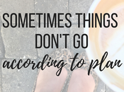 Sometimes Things Don't According Plan Journey Becoming
