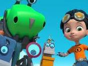 Rusty Rivets Twitter Party