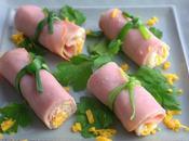 Pinwheels with Potato Cheese