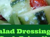 Salad Dressings: Carb Friendly Delicious