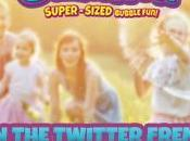 Join #GiantGazillionBubbles Twitter Frenzy!
