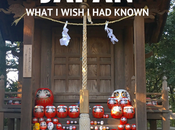 What Wish Known Before Coming Japan