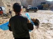 Syria Chemical Attack Atrocity Shock World.