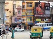 DAILY PHOTO: Tuks Billboard: Bangalore Street Scene