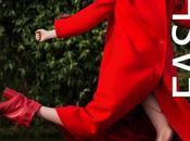 """Allie Barrett """"Day Dreaming"""" Haute Couture ELLE Canada Benjamin Kanarek"""