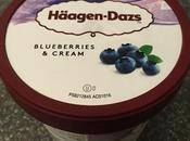 Today's Review: Häagen-Dazs Blueberries Cream