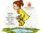 Jumping Conclusions #AtoZChallenge