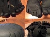 Climbing Vibram FiveFingers Full Review