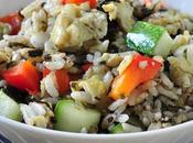 Olive Fried Rice (vegetarian) 橄榄菜炒饭
