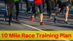 Mile Race Training Plan