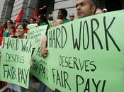 High Costs Wages Corporations Nation
