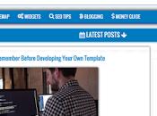 Building Basic Structure Blogger Template (Part